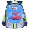 Дисней (Disney) Автомобили мультфильма детские школьные сумки легкий рюкзак второй класс синий сапфир RB0077A портфель дисней disney микки детские школьные сумки милый минималистский легкий рюкзак школьный портфель mb0479c черный и зеленый