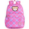 Оксфордский университет (UNIVERSITY OF OXFORD) Детский мешок для детей сумка простой простой случайный рюкзак детский сад сумка J068B розовый