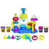 Hasbro (Hasbro) ручного цветной грязь Doh пластилин Выпечка Workshop A0318 безопасные и нетоксичные весело play doh набор для лепки магазинчик печенья play doh