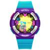 Дисней Дисней детские часы красочные хит цвет милый мультфильм спортивные часы студент электронные часы MK-15029L детские часы