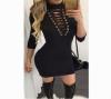 Женская модная повязку юбки пакет бедра