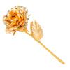 Ай Сике золота розового золота розы День Святого Валентина подарки подарок исповедь позолоченная розы своей подруге подарок на день рождения полного цветения и керамические вазы подарочные коробки