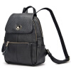 Doodoo нового мешка плеча женского Корейского досуг колледж Ветер Мисс рюкзак MINI мини сумка D6029 бузины