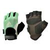 адидас адидас перчатки импортирован гантелей фитнес скольжения половину пальца перчатки зеленый M код кроссовки адидас la trainer купить