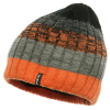 Шлем шляпы DexShell наружная шляпа шлема шлема теплая шлема связанная шлем ветрозащитная водоустойчивая шапка снежка нейтральная средняя оранжевая градиент DH332N