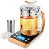 Rongshida (Royalstar) горшок здоровья стеклянный чайник чайник кипятили чайник многофункциональный YSH2011 2L