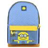 Посол Франции (Delsey) Гадкий Я маленькая желтый человек 3 детей Schoolbag сумку синего 70360560202