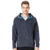 TFO флис кардиган куртка теплая двухслойная молния мягкая раковина флис кардиган 672616 мужской глубокий серый XL