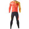 思帕客(Spakct) 长袖骑行服套装骑士系列骑行装备装备-男华龙套装L码
