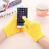WISHCLUB сенсорный экран перчатки смартфон сенсорный экран перчатки трикотажные зимние шерстяные теплые перчатки шерстяные перчатки