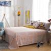 Антарктический (Nanjiren) Комплект постельного белья Хлопок Twill Bed Одноместный Хлопок Одноместный лист Одноместный Классический обзор 230 * 250 см