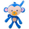Fisher-Price  игрушка-обезьяна плюшевые куклы куклы FPL004 fisher price игрушка обезьяна плюшевые куклы куклы fpl004