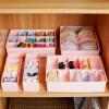 Ou Runzhe ящик для хранения домашний гардероб PP нижнее белье коробки выдвижные ящики носки небольшие предметы многосетевая коробки для хранения ecowoo ящики для хранения