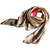 [Супермаркет] Jingdong Lan поэзия дождь LANSHIYU W0791 шелк большой квадратный шелковый шарф 4-цветной печати в Европе и Америке