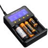 Phoenix Fenix Quad зарядное устройство ARE-C2 Black fenix hl23 gold
