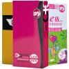 BEI LIle презерватив мини 10 шт.+ 9 шт.+ LES 8 шт. секс-игрушки для взрослых baile bendy twist розовый анальный стимулятор