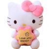 Hello Kitty Hello Kitty KT Clover серия плюшевых игрушек куклы куклы куклы подушки подушки подарок на день рождения 20 «50 см розо