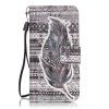 Струи Дизайн Кожа PU откидная крышка бумажника карты держатель чехол для IPHONE 5 цветочный дизайн кожа pu откидная крышка бумажника карты держатель чехол для iphone 7g