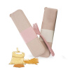 Portable Reusable Wheat Straw Spoon Fork Chopsticks Travel Cutlery Set environment-friendly Tableware 460541 smile face style stainless steel fork spoon chopsticks set silver 3 pcs