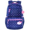 Disney (Disney) Принцесса рюкзак женские модели мода досуг пакет большой емкости рюкзак учащихся начальной и средней школы сумка PL0181B синий фиолетовый disney рюкзак cars цвет фиолетовый синий