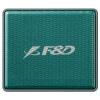 Fen (F & D) W5 маленький стерео беспроводной портативный мини-карты динамик Bluetooth маленький динамик черный
