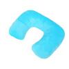класс Джените конфеты цвета бархатного пиджака надувной U-образной подушку путешествия подушки надувной подушки шея подушка подушки самолета товары для путешествий поезд переносного оборудования за рубежом синими