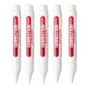 Мицубиси (Uni) CLP-80 пера 8ML (корректирующая жидкость) Коррекция Pen (Перо изменено) клей сопла (5 установлен) мицубиси спейс раннер купить новый