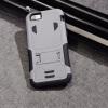 Наружная крышка телефона чехол для iphone 6 6s плюс PC + Силиконовый полный защитный доспех Футляр для IPhone Kickstand 7 плюс С M твердый защитный чехол для iphone 6 6s 6plus 7 7plus iphone x