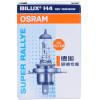 OSRAM H4 12 В 100/90 Вт 62204 P43t супер ралли auto off road лампа автомобилей галогенные лампы фар 3200 К 1X система освещения osram 12v 3700 k 9006nbp 51w hb4