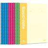 Эффективный (гастроном) 7688-A4 / 60 этой страница спирального переплета Блокнота ноутбуки мягких рукописи загружены суб 10