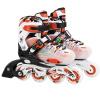 Утка роликовые коньки дети мужчины и женщины роликовые коньки обувь роликовые туфли WQ301-OS скорости модели оранжевый S код роликовые коньки