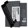 Лок ROCK iphone7 полноэкранной пленка / стеклянная мембрана Apple, стальной телефон 7 полноэкранной пленка / HD-защитная пленка черный пленка lkz fdnjvj bkz