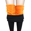 Антарктические (Nanjiren) плюс толстый бархат гетры Тонкие ноги теплые брюки женские модели черный S (155/64) nanjiren женские колготики тонкие и сексуальные чулки