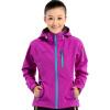 Pearson и (PELLIOT) мягкие куртки мужские и женские пары отдых теплый куртка флис мягкая оболочка одежда 1707 женская фиолетовая L