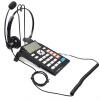 YAY (YEY) VE880 телефонная телефонная гарнитура телефонная телефонная связь внешняя телефонная система телефонной связи с гарнитурой станционное оборудование сельской телефонной связи