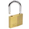 Мастер MasterLock Solid Brass Padlock Home Warehouse Door Lock 160MCND 2pcs lot 12 luxury brass door bolt latch lever action flush slide door lock bolts