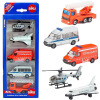 Siku модель автомобиля Детские игрушечные автобусы  SKUC6303 siku siku 1342 jeep wrangler