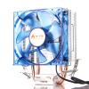Золотой процессор Arctic Xuanbing 400 Cooler (многоплатформенный / двойной латунь / 9CM Hyun Fan) nmb 3615kl 05w b70 24v 0 7a 9cm dedicated drive acs510 550 inverter fan