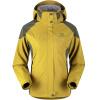 THE FIRST OUTDOOR куртки на открытом воздухе мужчин и женщин тройные толстые теплые отрезные двухкусочные женские модели курток 664358 горчично-желтый M код обручи тройные на привязку