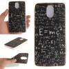Математическая формула Pattern Мягкая обложка Тонкий ТПУ резиновый силиконовый гель чехол для Lenovo VIBE P1m мобильный телефон lenovo k920 vibe z2 pro 4g