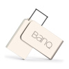 BanQ MX USB Flash Drive (USB3.0 + Type-C 3.1 с двойным использованием) Память OTG Smart Phone MINI Stick usb flash drive