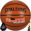 Spalding Spalding 74-418 баскетбол граффити серии PU крытый и открытый турнир по баскетболу spalding spalding 73 303 резиновый материал no 6 мяч женщина с мячом баскетбол