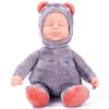 Бибер (Бибер) Мэн странный сон Медведь кукла умиротворить куклы плюшевые игрушки куклы моделирования детские игрушки умиротворить серый порошок джд джой joy обезьяны плюшевые игрушки куклы no