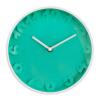Real 3D Круглые настенные часы Бесшумные игольчатые Часы настенные Часы настенные Современный дизайн 3D DIY гостиной стены часы 41304 часы настенные круглые пластиковые d 25 см цвет розовая poppixie