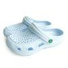 POSIEO противоскользящие домашние тапочки, сандалии, босоножки детей тапочки isotoner тапочки