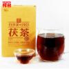 C-PE091 Premium nature chinese black tea 338g antifatigue Hunan dark tea decompress Jinhua Fu brick post fermented tea anhua hunan black tea gather chang yi local anhua golden days sharp two hundred tea premium need