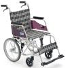 три дорого Мики пожилых инвалидной коляски легкое складное руководство Японии инвалидных коляски MOCC-43L дорого