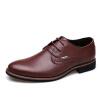 EGCHI Мужские модные деловые туфли 8096