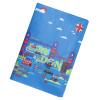 BANZHENI Силиконовая багажная бирка / Прозрачная крышка для паспорта крышка невыкипайка силиконовая в москве
