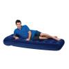 Bestway SHU США кашемир надувная двуспальная кровать воздуха сиеста кровать вздремнуть кровать на открытом воздухе палатка влаги коврик коврик коврик кемпинг коврик (встроенный воздушный насос, дизайн подушки) 67225 надувная кровать comfort plush 99х191х33см встроенный насос intex
